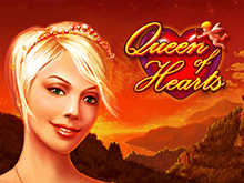 Автомат Новоматик Queen of Hearts