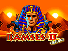 Автомат Новоматик Ramses II Deluxe