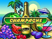 Champagne - автоматы от Мегаджек автоматы