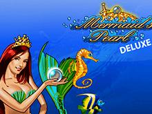 Mermaid's Pearl Deluxe - игровые автоматы от Novomatic