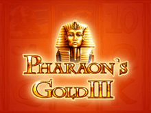 Pharaohs Gold III - игровые автоматы онлайн от Новоматик