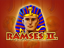 Онлайн бесплатно игровые автоматы Ramses II