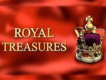 от Новоматик игровые автоматы Royal Treasures