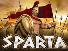 Sparta - игровые автоматы Novomatic