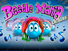 Автомат Beetle Mania Deluxe с бонусами