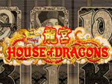игровой автомат House Of Dragons на деньги