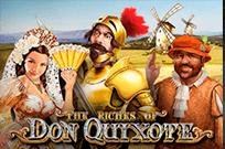игровой автомат The Riches Of Don Quixote на деньги