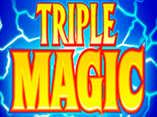 Классический игровой автомат Triple Magic от компании Microgaming