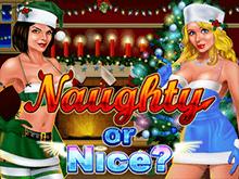 Naughty Or Nice от компании Rtg: яркие символы и щедрые выигрыши в каждом раунде