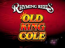 Автомат Rhyming Reels – Old King Cole в мобильной версии