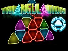 Мобильная версия автомата Triangulation с бонусом и Вайлд